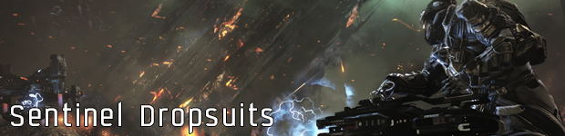 Sentinel-Dropsuits